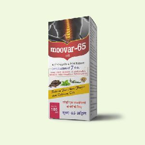 Moovar - 65 Oil