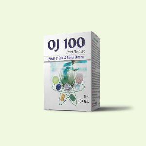 OJ - 100 Forte Tablets