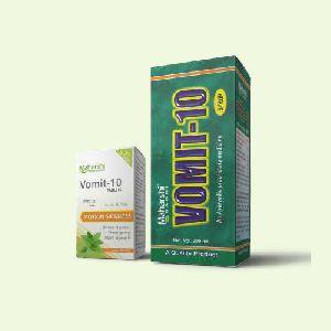 Vomit - 10 Syrup