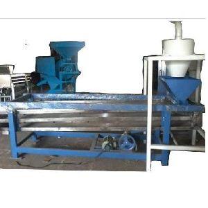 Automatic Cashew Scooping Machine