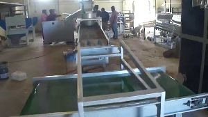 Commercial Scale Raw Cashew Processing Unit
