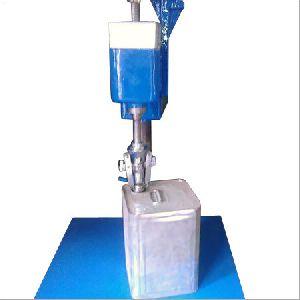 Tin Filling Machine