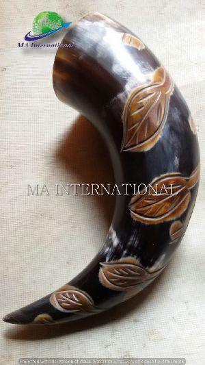 MABDH05 Buffalo Drinking Horn