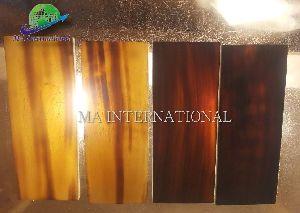 MABHP01 Buffalo Horn Plates