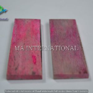 MADBS08 Dyed Stabilized Bone Scales