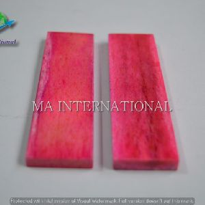 MADBS12Dyed Stabilized Bone Scales