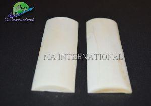 MASBS10 White Smooth Bone Scales