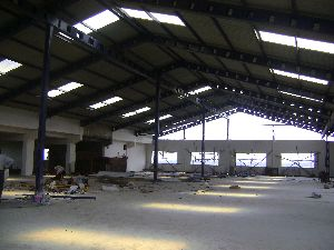 Fabricated Structure Installation Services 01