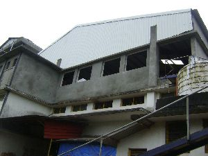Fabricated Structure Installation Services 03