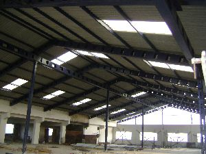 Fabricated Structure Installation Services 06