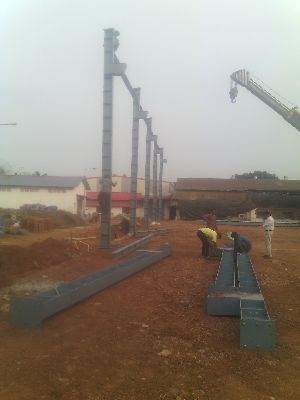 Fabricated Structure Installation Services 07