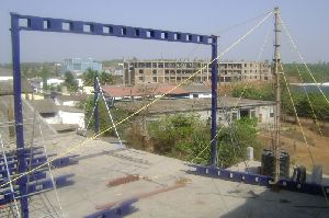 Structure Erection Work