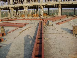Structure Fabrication Work 02