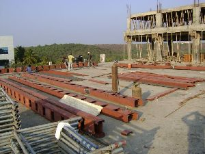 Structure Fabrication Work 03