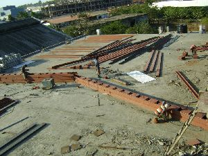 Structure Fabrication Work 04