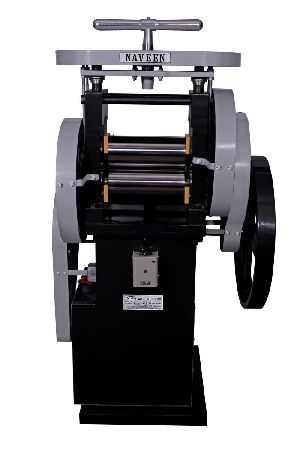 Triple Gear Sheet Rolling Machine