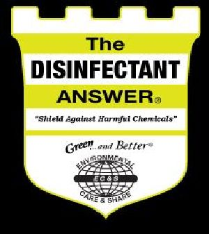 The Disinfectant Answer