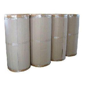 BOPP Adhesive Brown Jumbo Rolls