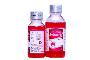 Ambrotal-DX Cough Syrup
