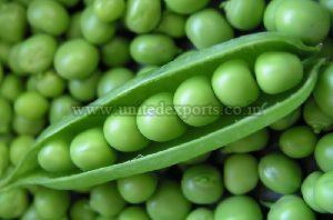 Fresh Green Peas
