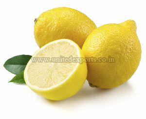 Fresh Yellow Lemon