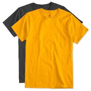 Mens Half Sleeve Round Neck T-Shirts