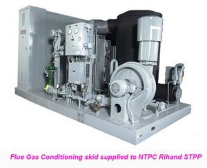 Flue Gas Conditioning System