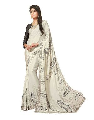 Synthetic Designer Saree