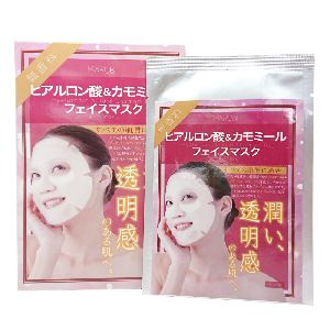 Marubi Hyaluronic acid and Chamomile Face Mask