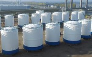 FRP Chemical Storage Tanks