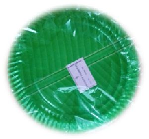 KP, 120 GSM (14 Inch) Quality Kela patta disposable paper plates