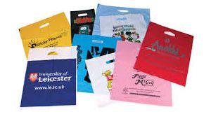 HM Plastic Carry Bags 17