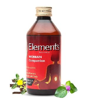Elements Woman Companion Syrup