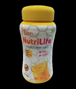 On & On Nutrilife Mango Flavour Powder