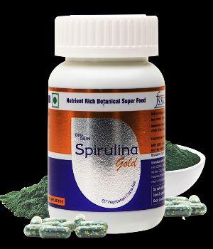 On & On Spirulina Gold Capsules