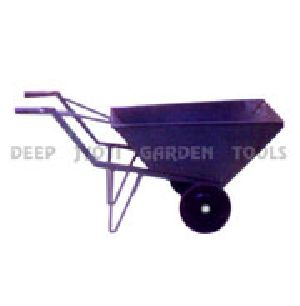 DOUBLE WHEEL BARROW (METAL SHEET)