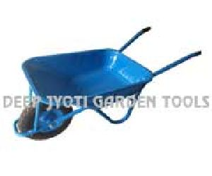 SINGLE WHEEL BARROW (METAL SHEET)