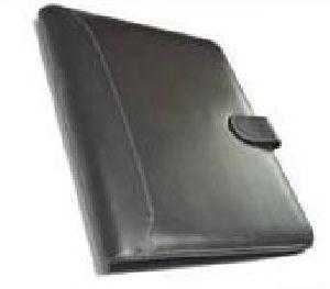 Leather Folder 01
