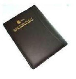 Leather Folder 06