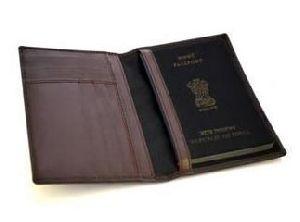 Leather Passport Holder 03