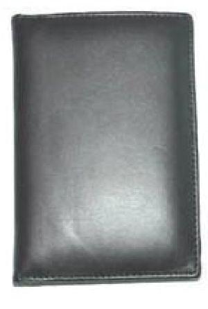 Leather Passport Holder 04