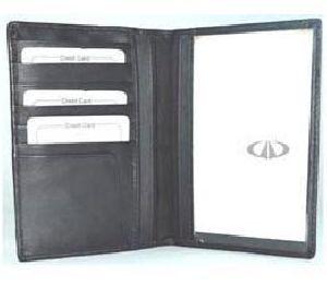 Leather Passport Holder 05