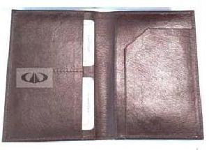 Leather Passport Holder 07