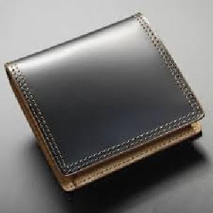 Leather Wallet Box