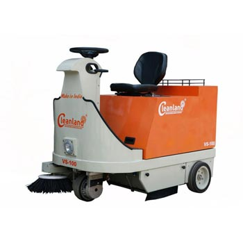 Battery Operated Sweeping Machine (Model VS-100)