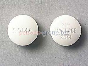 Soma Carisoprodol Tablets