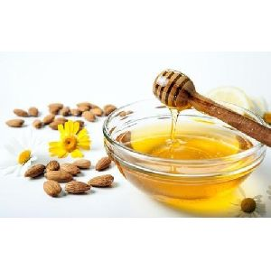 Almond Mix Honey