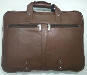 Dark Brown Laptop Bag