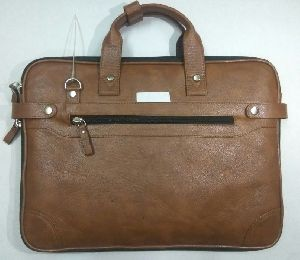 Light Brown Laptop Bag