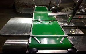 Tablet Inspection Conveyor System